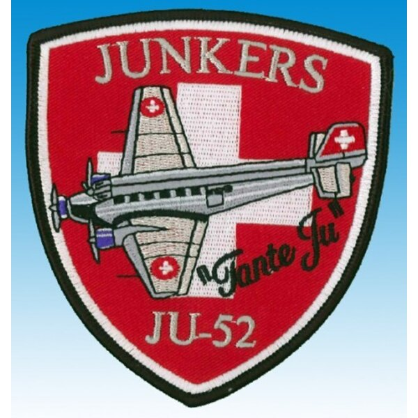 Patch-Junkers JU-52 Tante Ju