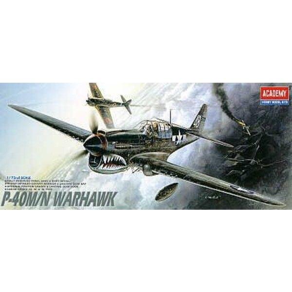 Curtiss P-40M / P-40N Warhawk (WAS AC12465)