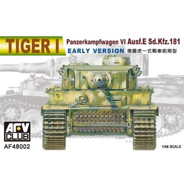 Tiger I Frühe Version