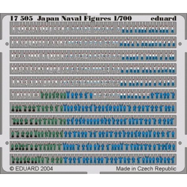Navy/IJN japanische Reichsmarineabbildungen in Farben vorgemalt!