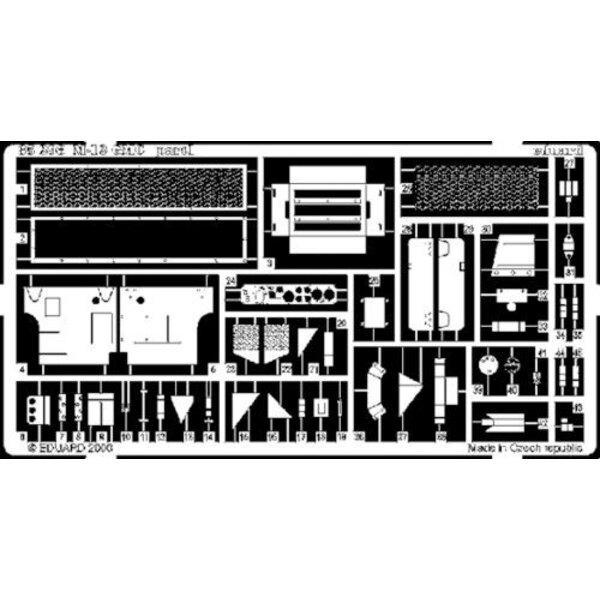 M12 GMC (für Bausätze von Academy)