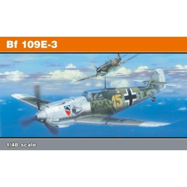 Messerschmitt Bf 109E-3 (ProfiPack Series)