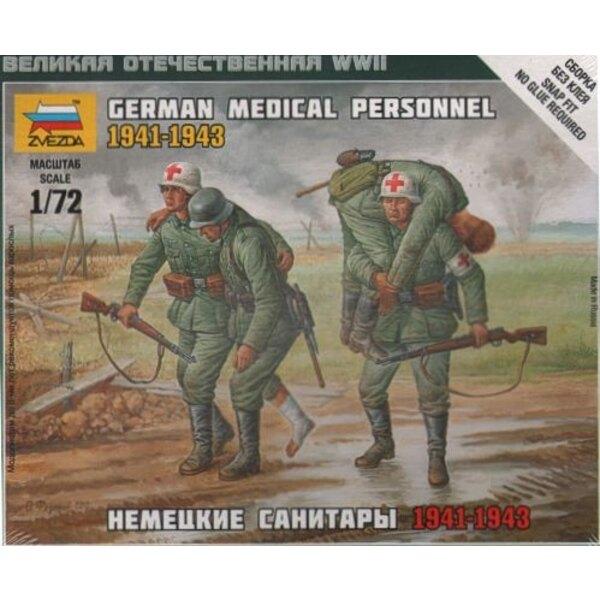 Deutsch Medizinisches Personal