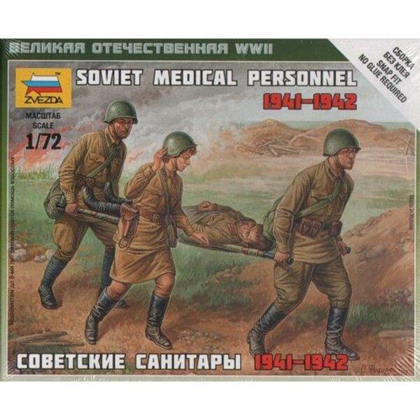 Sowjetischen Medizinisches Personal