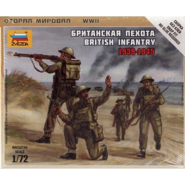 Britische Infanterie 1939-1942