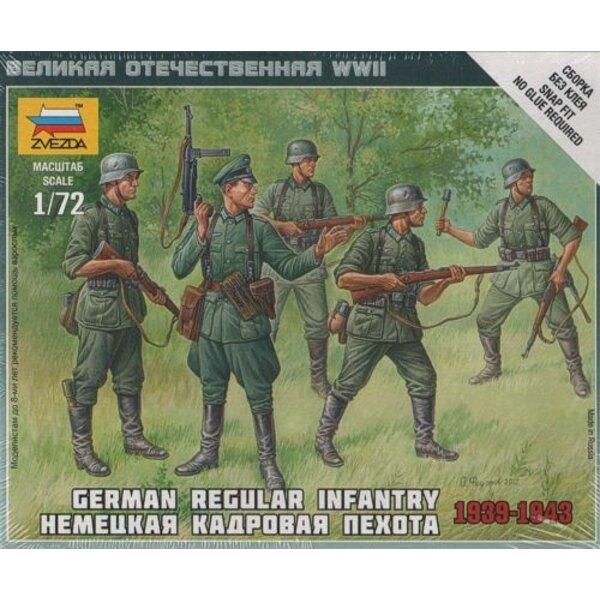 Deutsch Infanterie 1939-43