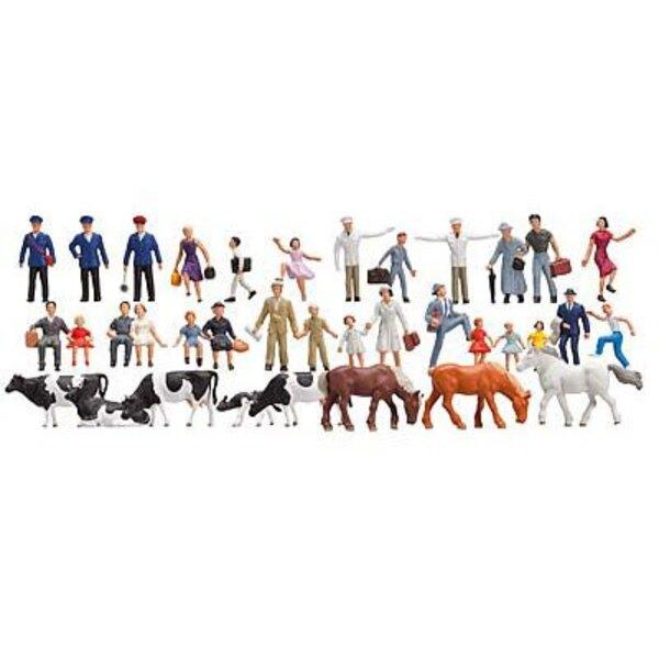 Set 36 Figuren N