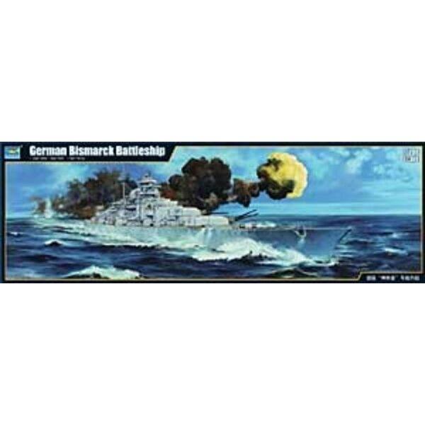 Bismarck 1941 Bismark (Upgrade-Set separat erhältlich siehe Punkt TU06627)
