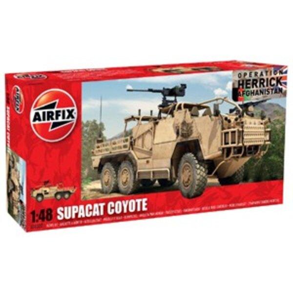 Supacat HMT600 Coyote