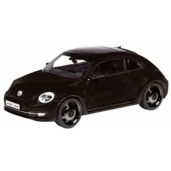 VW Beetle Coupe Schwarz