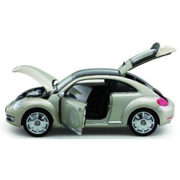 New Beetle Coupe Mondgrau