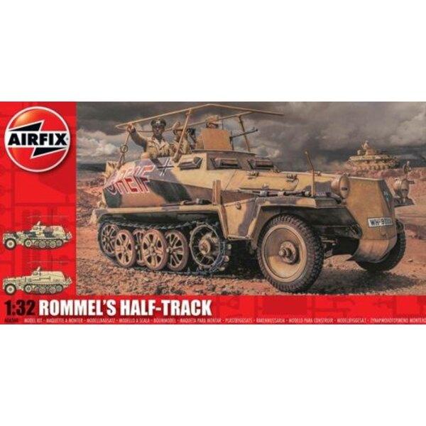 Rommel's 1/2 Track
