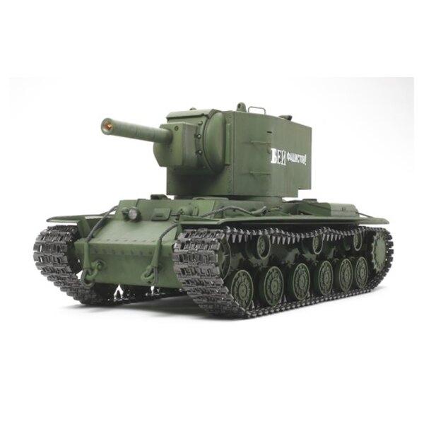 Russian Heavy Tank KV-2