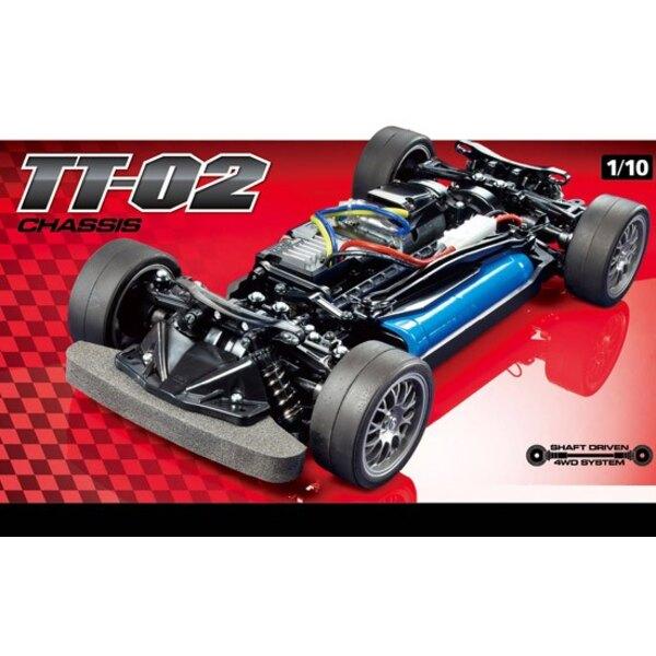 Ferrari 458 Challenge- TT02