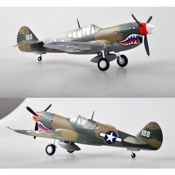 P -40M Warhawk AVG