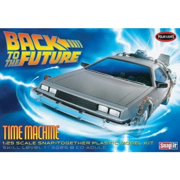 DeLorean Zurück in die Zukunft