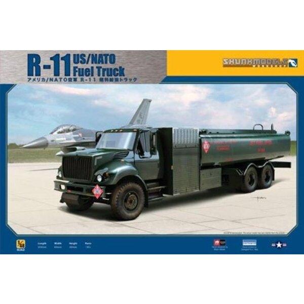 R-11 US / NATO Fuel Truck