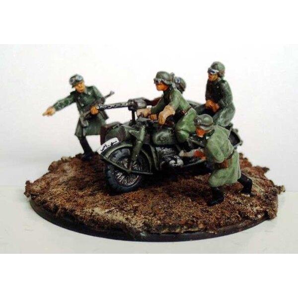 Alle Motorrad und Seitenwagen . WWII 172