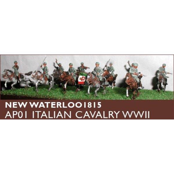 ITALIENISCHE WWII CAVALRY