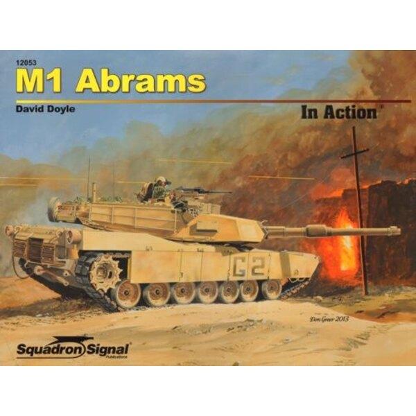 M1 Abrams In Aktion
