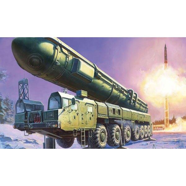 Lance Missile Topol