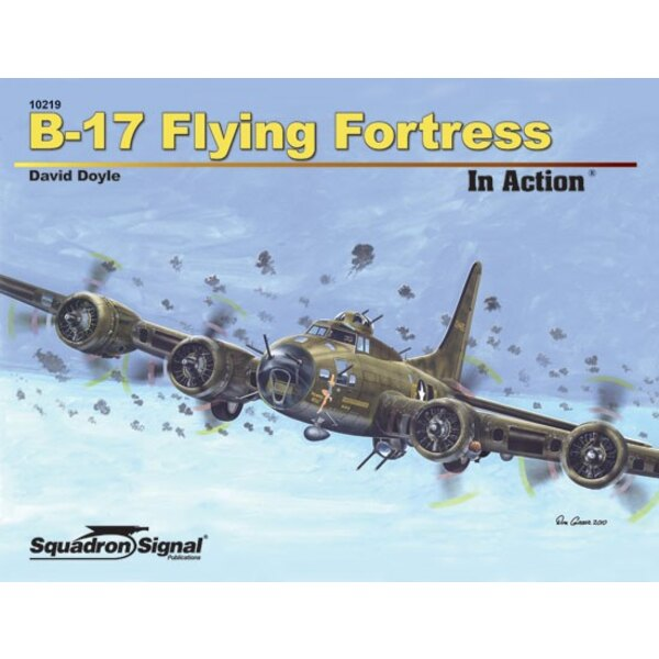 Buch B -17 Flying Fortress - IN ACTION
