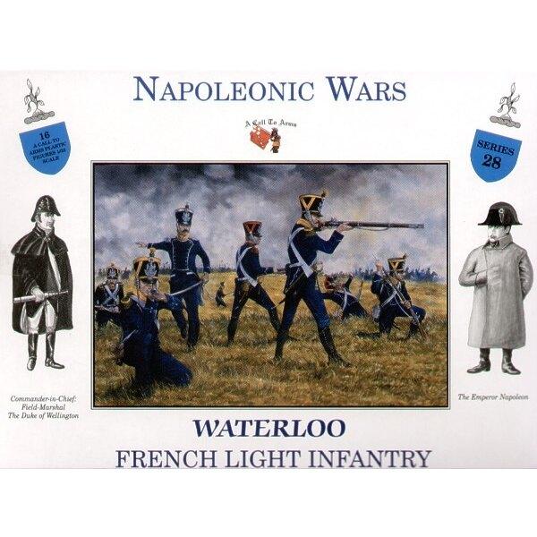 Französische Leichte Infanterie Waterloo