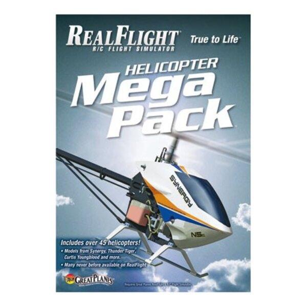 MEGA PACK FÜR Helicopter Simulator G6