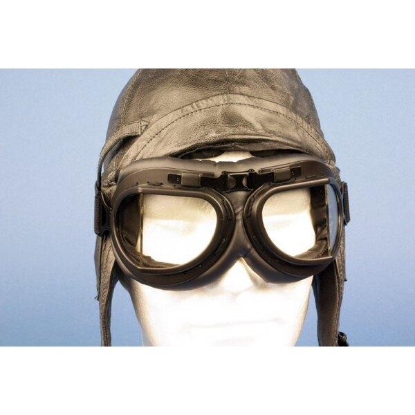 Fliegerbrille Typ RAF Replica - Noires / Schwarz