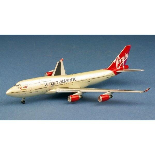 Virgin Atlantic Airways Boeing 747- 41R G- VWOW