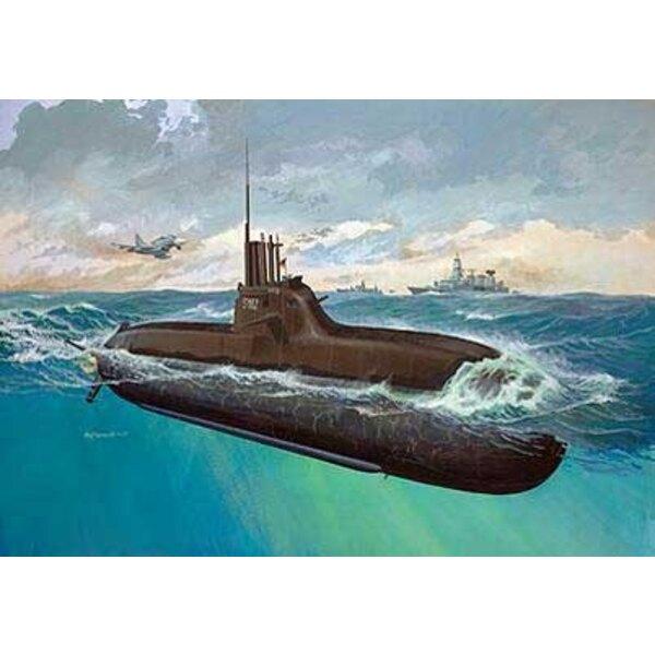 allem.212a konventionellen U-Boot