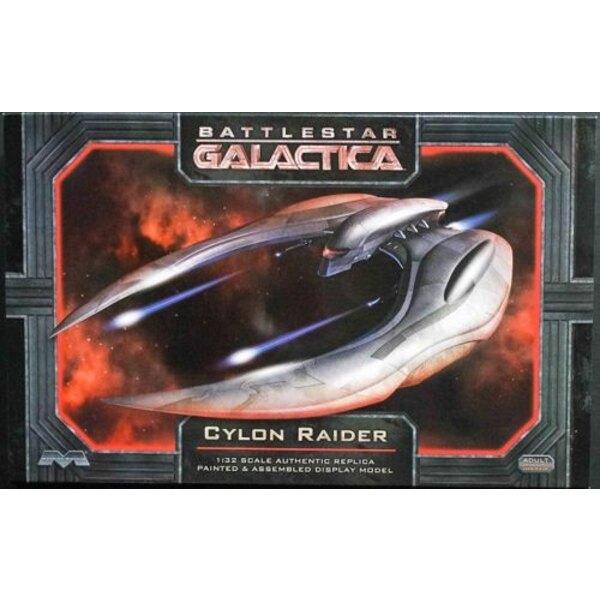 Battlestar Galactica Cylon Raider Vorgefertigte