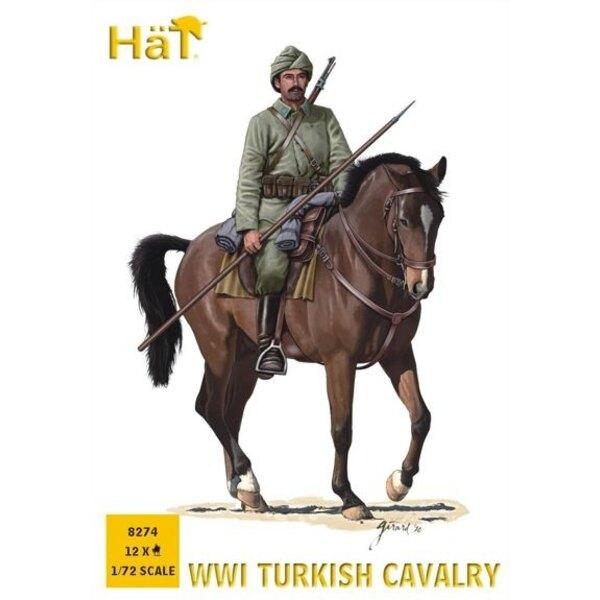 WWI Türkische Kavallerie