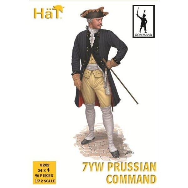Preußische Infanterie- Befehls Sieben Jahre War/7YW