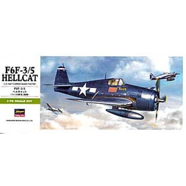 B11 F6F- 3/5 Hellcat