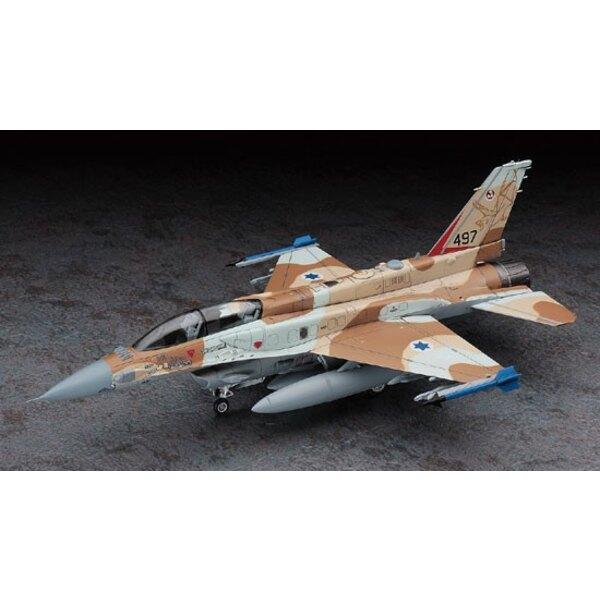 Israelische F- 16I SUFA AF