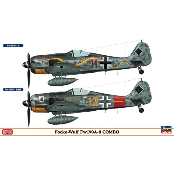 Fw190A -8 COMBO