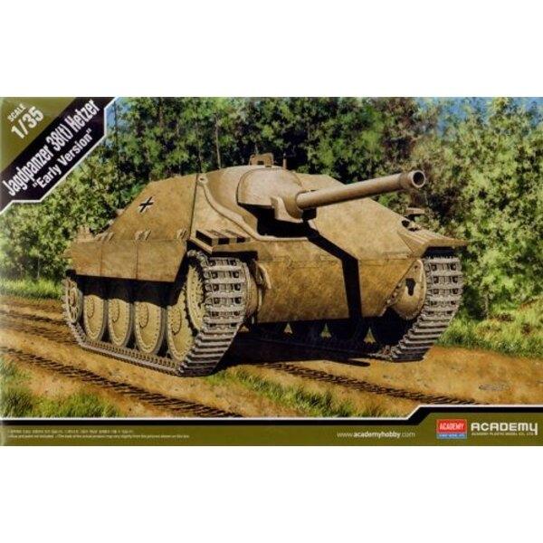 Jagdpanzer 38 (t) Hetzer (Early )