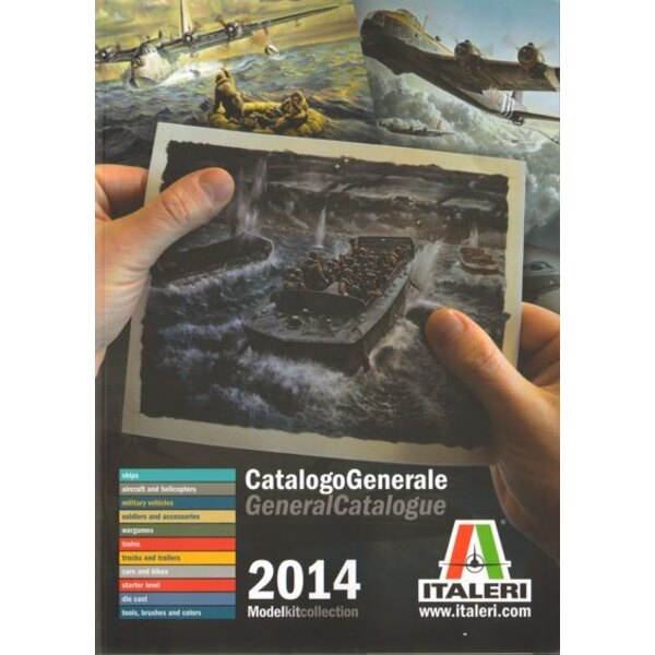 Italeri 2014 Katalog