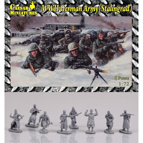GermanWWII Armee in Stalingrad