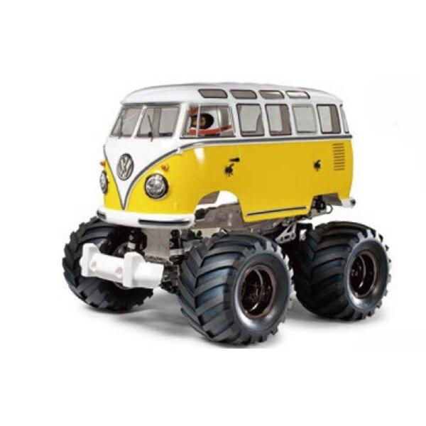 VW Typ 2 Wheelie Benutzerdefinierte WR02