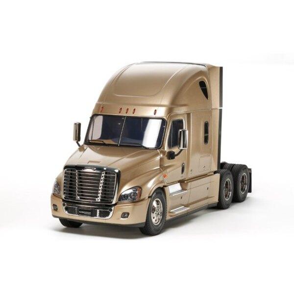 Freightliner Cascadia Entwicklung