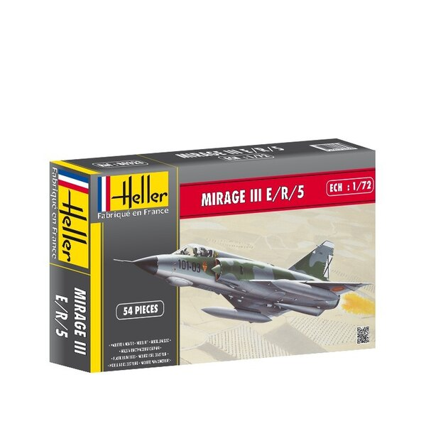 AMD Dassault Mirage IIIE/R/5/BA