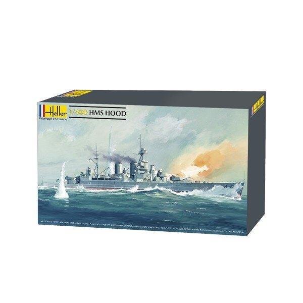 1:400 HMS Hood