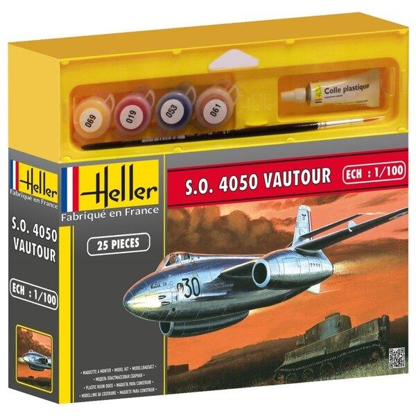 S.O. 4050 Vautour Cadet - Farben und Pinsel beinhaltet
