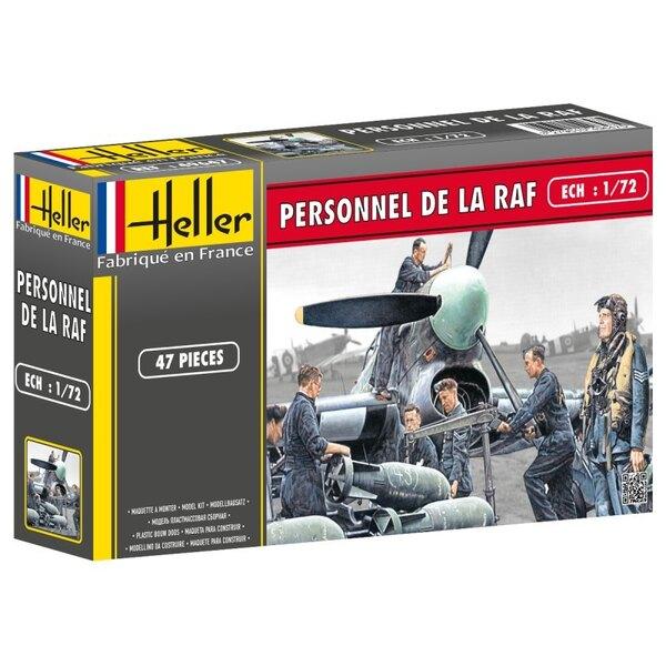 Personal von RAF kit1 1:72