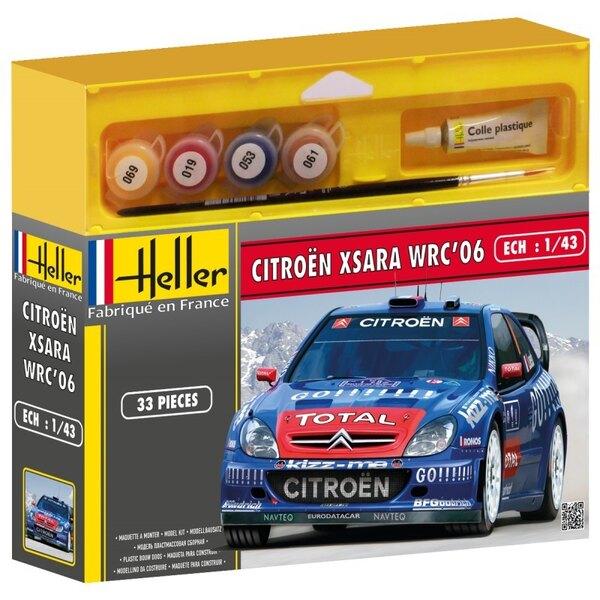 Citroën xsara wrc loeb 06 1:43