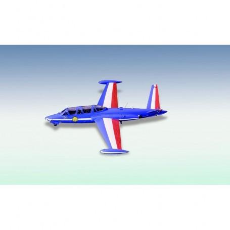 Fouga Magister cm 170 1:72