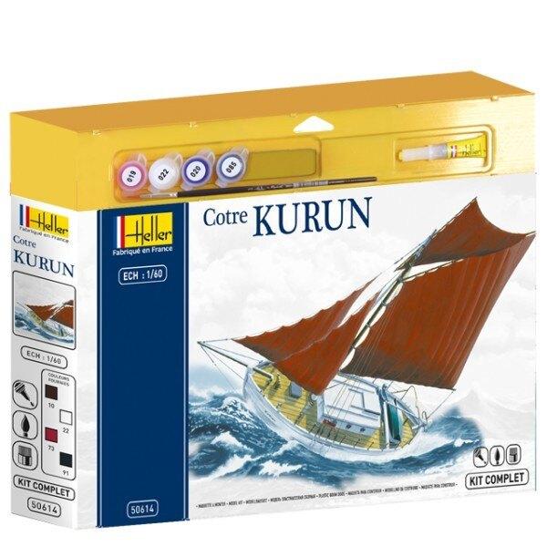 Côtre Kurun 67 Teile
