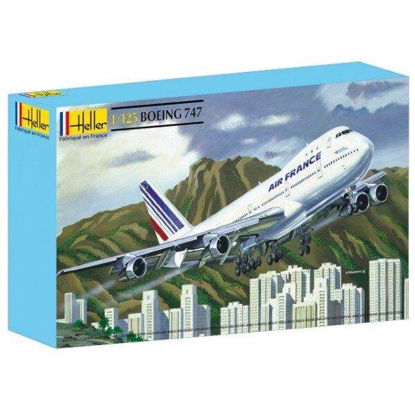 Boeing 747 1:125